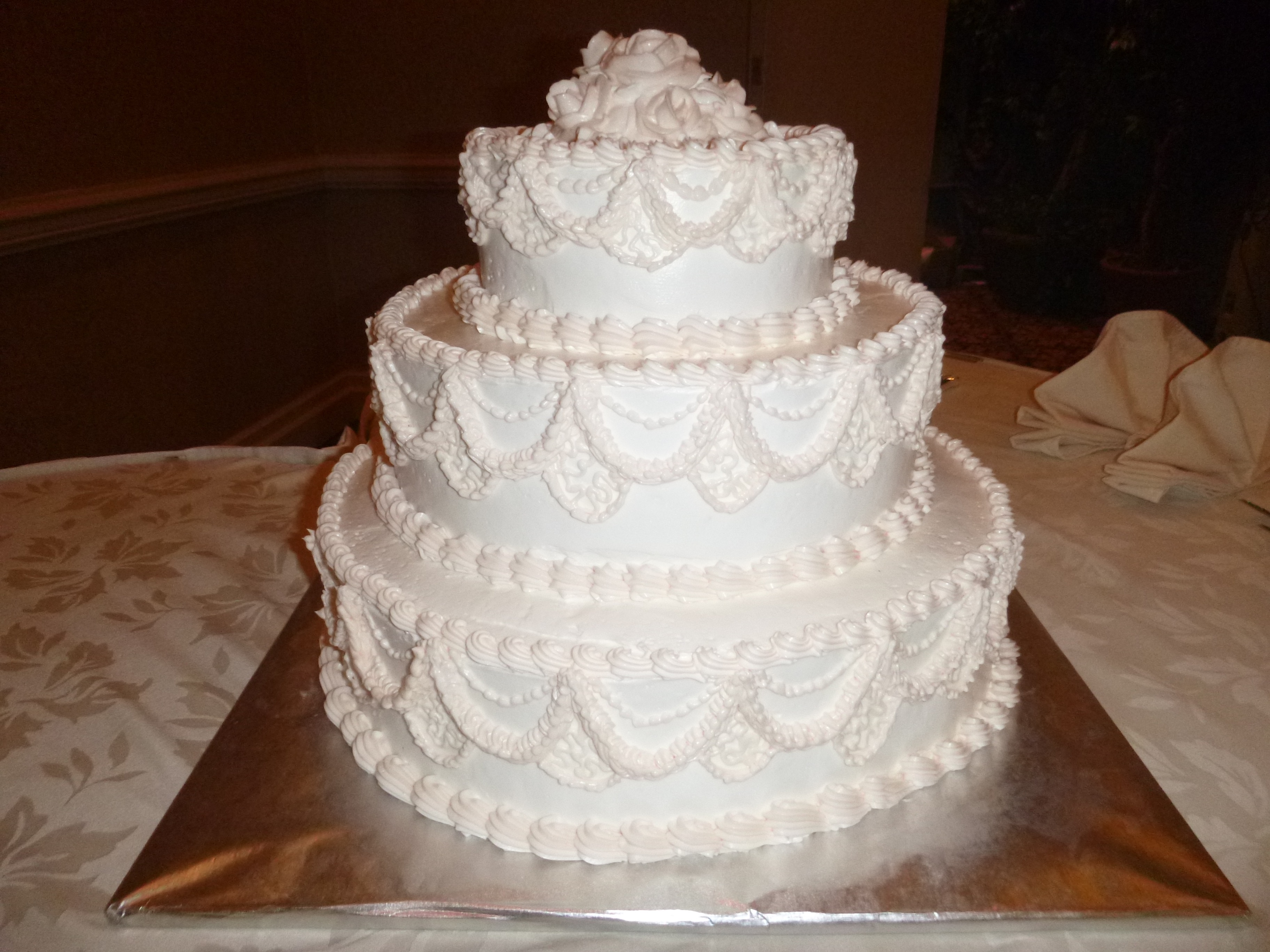 Wedding Cake Design Gallery - Holland Farms