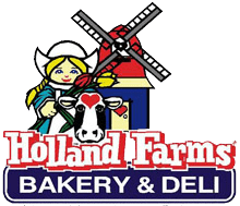 holland farms logo