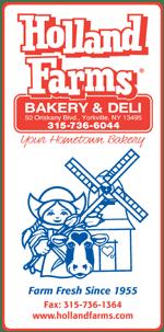 holland farms menu