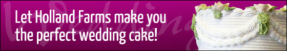 perfect cake banner